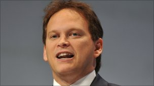 Picture of Grant Shapps