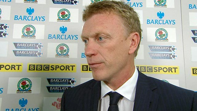 Everon boss David Moyes