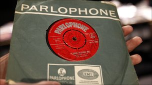 Please Please Me single