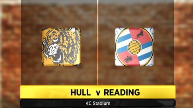 Hull City 1-0 Reading