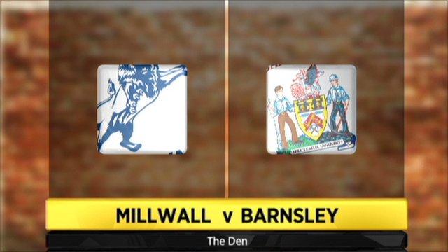 Millwall 0-0 Barnsley