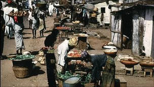 File picture of Ibadan