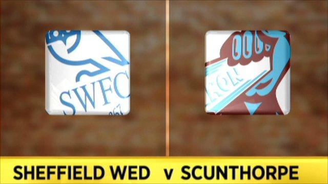 Sheff Wed 3-2 Scunthorpe