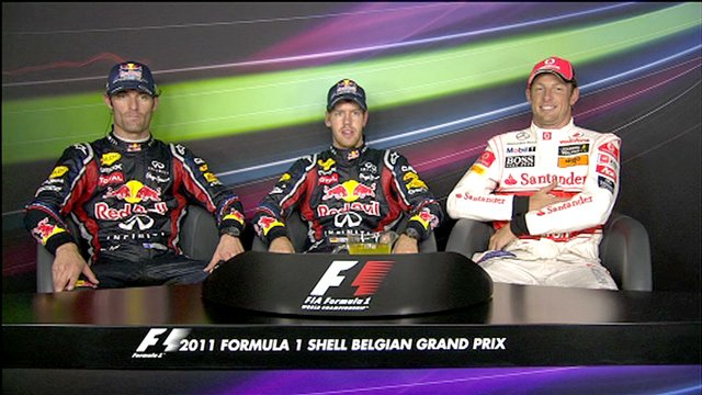 Top 3 drivers