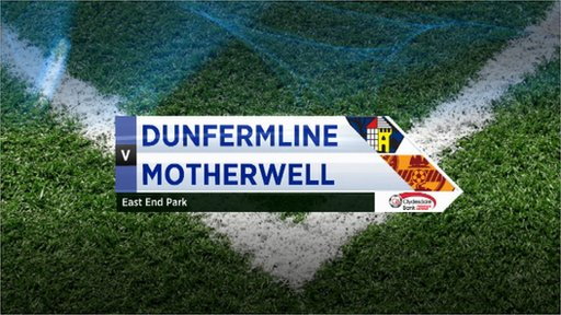 Highlights - Dunfermline 2-4 Motherwell