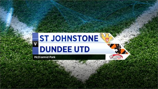 Highlights - St Johnstone 3-3 Dundee United