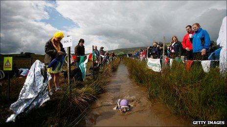 World Bog Snorkelling Championship Today S Holiday English