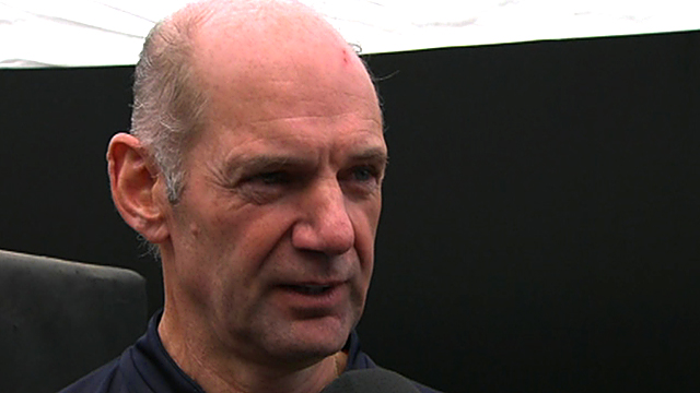 Red Bull design chief Adrian Newey