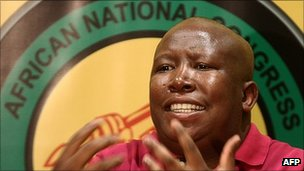 Julius Malema