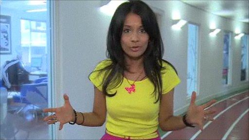 BBC presenter Sonali Shah