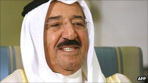 Emir of Kuwait, Sheikh Sabah al-Ahmed al-Jaber al-Sabah