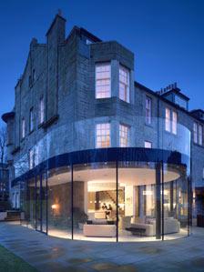 Lochgarry, 40 Cleveden Drive, Glasgow. Pic: Saltire Society Housing Design Awards