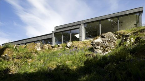 Craignish, Lochgilphead. Pic: Saltire Society Housing Design Awards