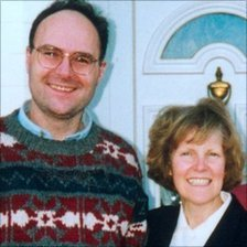 Gavin Cushny and Joyce Lewis