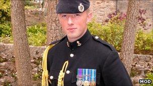Sgt Paul Fox