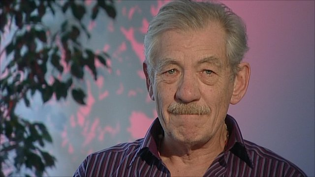 Sir Ian McKellen