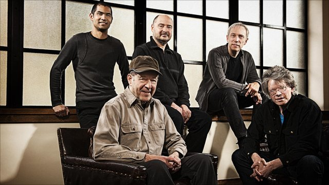 Steve Reich with The Kronos Quartet