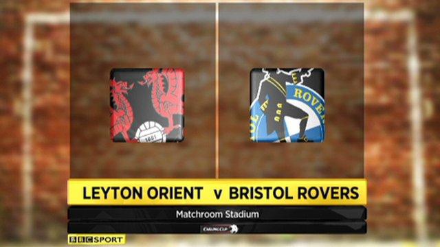 Leyton Orient 3-2 Bristol R