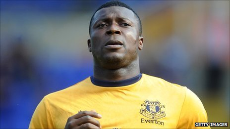 Everton's Yakubu hoping to move to Ewood Park