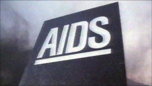 HIV/Aids advert