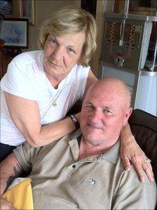 Joseph and Linda Zadroga