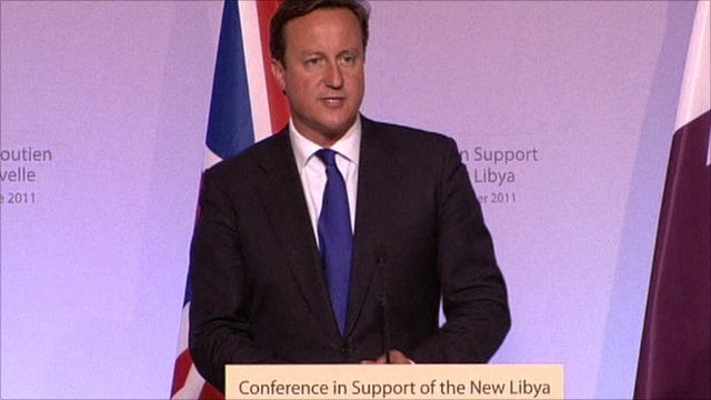 World News - PM pledges help for Libya future