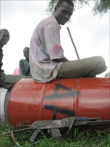 Resident of Pieri town in Jonglei state, hit in a tit-for-tat attack in August