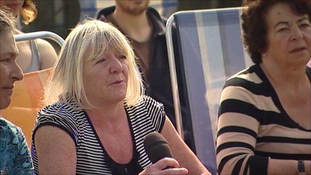 Dale Farm travellers' spokeswoman