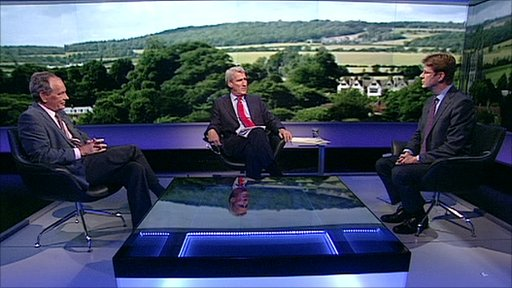Simon Jenkins, Jeremy Paxman, Greg Clark