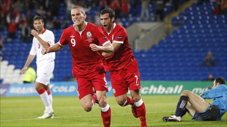 Wales v Montenegro: photo linked from bbc.co.uk