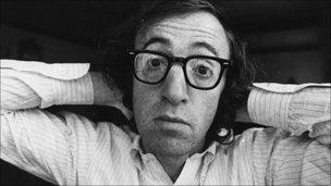 Woody Allen in 1971