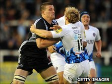 Newcastle v Bath