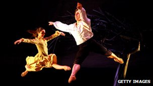 Northern Ballet's Wuthering Heights