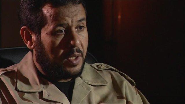 Abdulhakim Belhaj