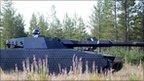 Stealth tank, BAE