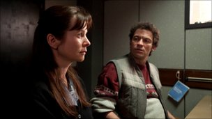Emily Watson and Dominic West in Appropriate Adult
