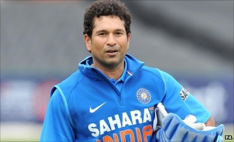 Tendulkar has scored 18,111 runs in 453 one-day internationals