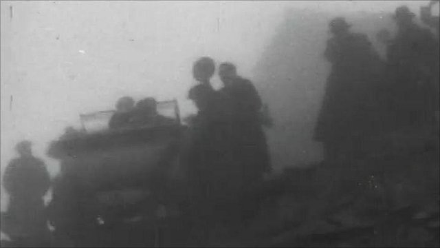 Pathe footage from 1917/18
