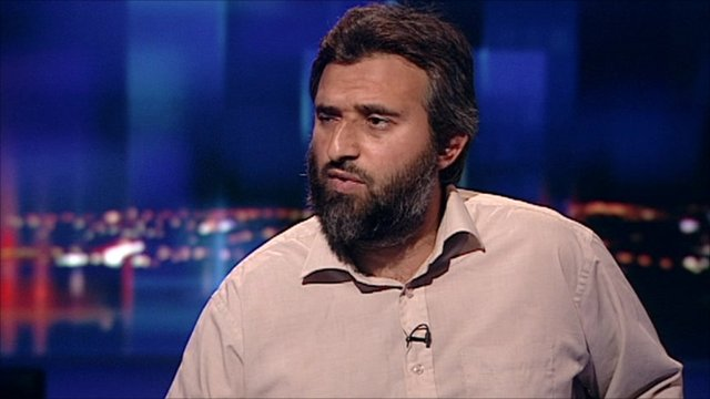 Omar Deghayes, former Guantanamo detainee