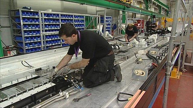 Bombardier workshop
