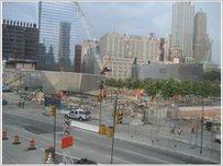 Ground zero yn 2011