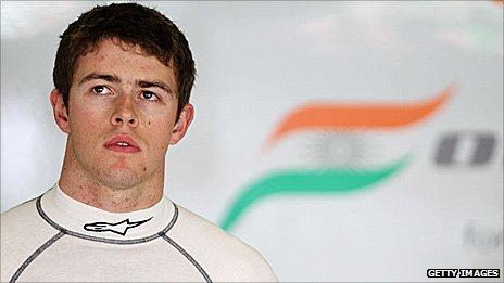 Force India Paul di Resta