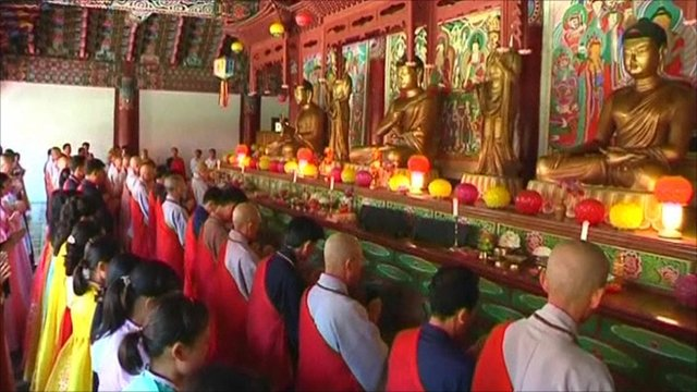 a study on korean religion and culture