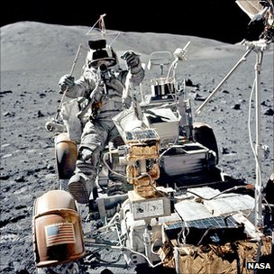 Lunar Landing Apollo 18 - Pics about space