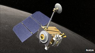 LRO artist's impression