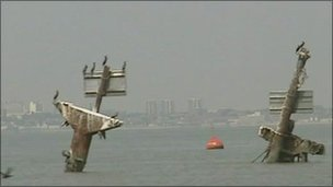 Wreck of the SS Richard Montgomery