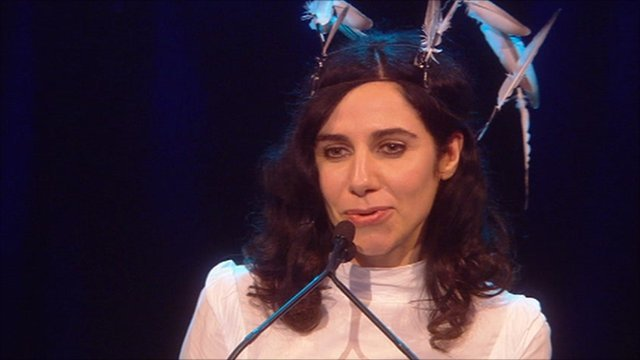 PJ Harvey wins Mercury