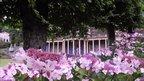 Portmeirion garden