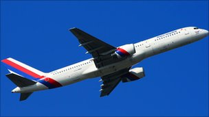 Nepal Airlines Boeing 757