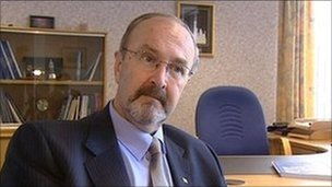 Police Ombudsman Al Hutchinson